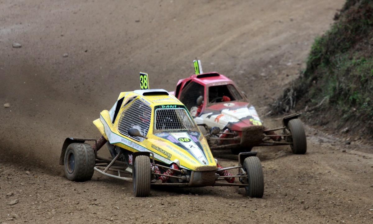 Circuito Xacobeo : Autocross o castro yacarcross