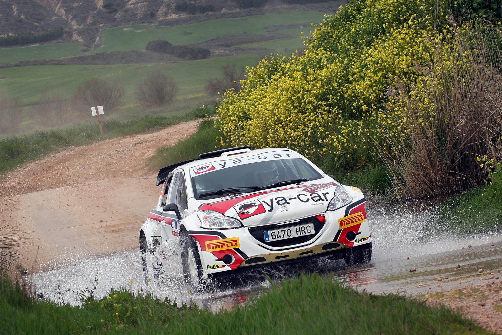 Circuito Navarra : Rallye de tierra circuito de navarra autocross yacarcross