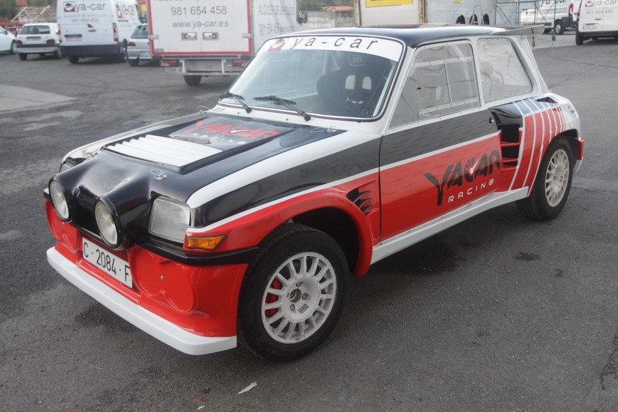 renault 5 maxi turbo autocross yacarcross. Black Bedroom Furniture Sets. Home Design Ideas